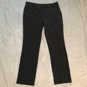 New York and Company Black Dress Pants Size 10 EUC